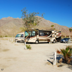 RV Park Rating – Palm Canyon (Borrego Springs, CA)
