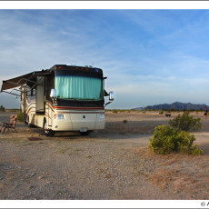 Boondocking in AZ