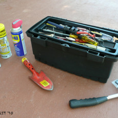 The RV Toolbox…or what not to forget