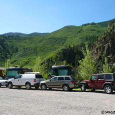 RV Park Rating – Glenwood Canyon RV Resort (No Name, CO)
