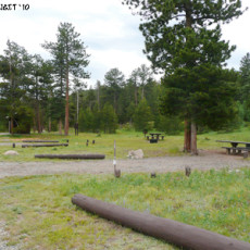 NF Campsite Review – Kelly Dahl (Nederland, CO)