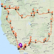 2015 & Year 6 In Review -> 5,864 Miles Of Western Beauty, National Parks & Bucket List Items