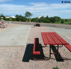 RV Park Rating – American RV Park (Murdo, SD)