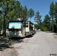 SP Campground Rating – Stockade Lake North (Custer, SD)