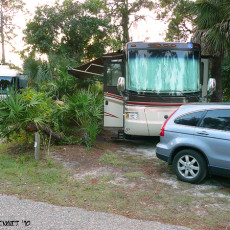 SP Campground Rating – Koreshan State Park, Estero, FL