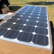 RV Solar Part II – The Equipment