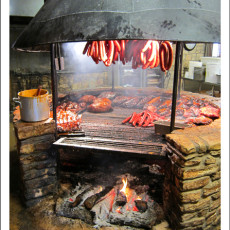 Blissfull in BBQ Heaven – The Salt Lick, Driftwood, TX