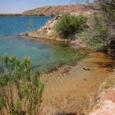 SP Campground Review – Bottomless Lakes State Park, Roswell, NM
