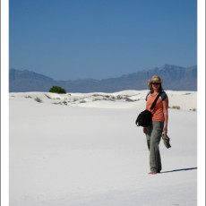 Dreams of Dunes – White Sands Monument, NM