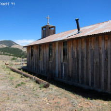From Gold to Ghosts – Elizabethtown, NM
