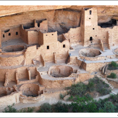 Land of the Cliff Dwellers – Mesa Verde National Park, CO