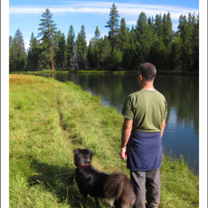 SP Campground Review – LaPine State Park, La Pine OR
