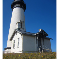 Fishing And Lighthouses – Newport, OR