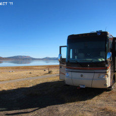 Boondocking Site Review – Rocky Point, Eagle Lake, CA
