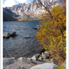 NFS campground Review – Convict Lake, Mammoth Lakes, CA