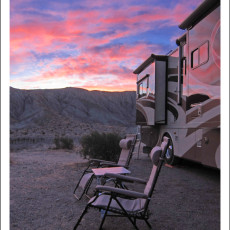Off The Beaten Track – Rainbow Basin, Barstow, CA
