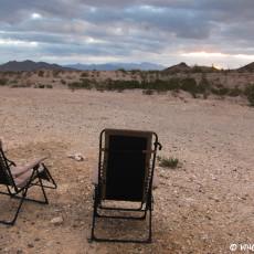 Boondocking Site Review – Dome Rock, Quartzsite, AZ