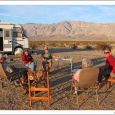 Shooting The Breeze – Borrego Springs, CA
