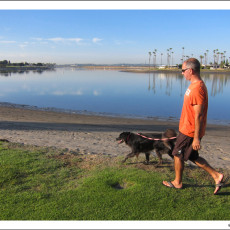 Hangin' In Nature's Playground – Mission Bay Park, San Diego, CA
