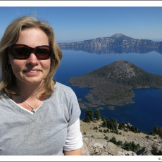 Into The Deep Blue – Crater Lake, OR