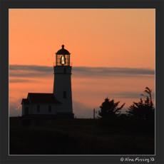 Last Trails, Last Sunsets -> Adieu OR Coast ('Till Next Year)