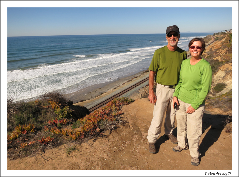 C 20121219 Del Mar Hike W Lu Amp Terry 3 Jpg Wheeling It