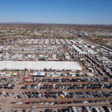 The Biggest RV Gathering On Earth! Quartzsite, AZ