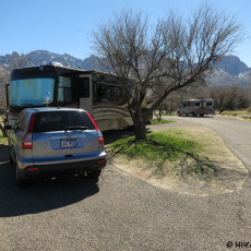 SP Campground Review – Catalina State Park, Tucson, AZ