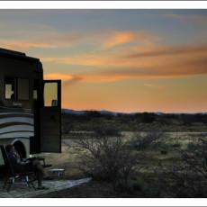 Boondocking Site Review – Thousand Trails Road, Prescott NFS, Cottonwood, AZ