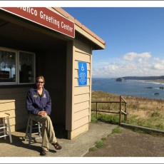 "Back At ""Work"" – Lighthouse Hosting At Cape Blanco Lighthouse, OR"