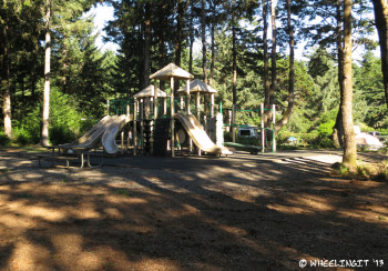 View of playground