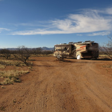 Boondocking Site Review – Buenos Aires National Wildlife Refuge, Sasabe, AZ
