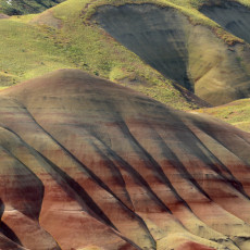 John Day Fossil Beds Part II – Painted Hills Visions