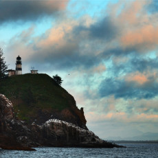 Cape Disappointment, WA – It Most Definitely Does Not…