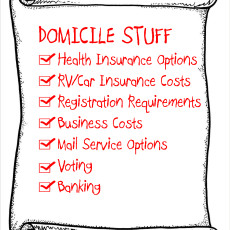 Health Insurance & SD Domicile -> Are There Any Options Left For Younger Fulltime RVers??