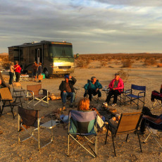 Christmas In The Boonies – Borrego Springs, CA