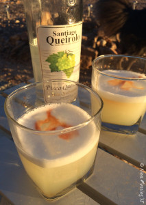 Pisco Sour at
