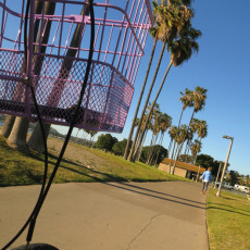 Biking On Heaven's Door – Mission Bay, San Diego, CA