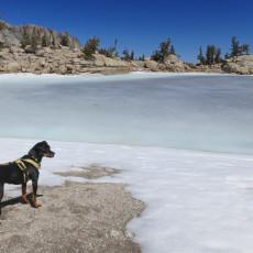 The Lure Of A Mountain Lake  – Whitney Portal Trail, CA