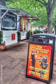 The downtown Alder food pod
