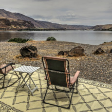 Boondocking Site Review – Rufus Landing Recreation Area, Rufus, OR