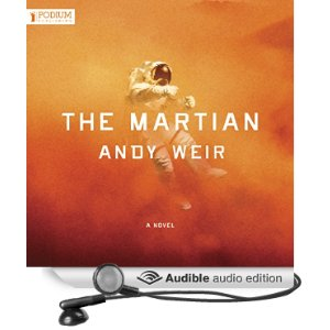 Want to listen to The Martian? Oh yeah!