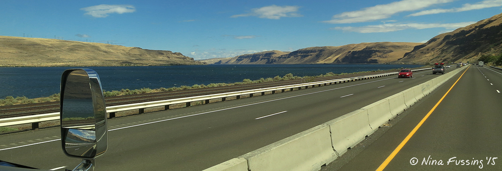 Driving the Columbia River Gorge for the 3rd time this year