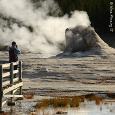 Into The Witch's Cauldron – Yellowstone, WY