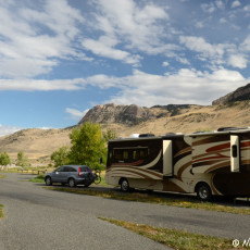SP Campground Review – Buffalo Bill State Park (North Fork), Cody, WY