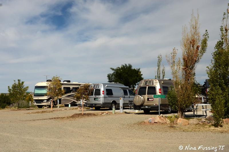 Rv Park Review Santa Fe Skies Rv Park Santa Fe Nm