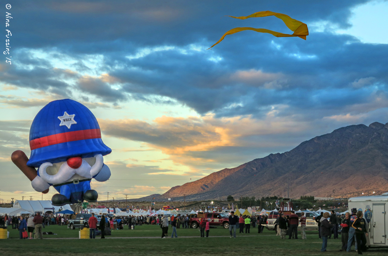 And that, my friends is the last of Balloon Fiesta from me :)