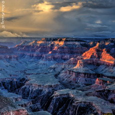 Into The Grand Canyon Part II -> 8 Easy South Rim Photography Tips
