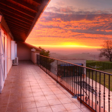 Sunrises & House Sale Pics From SW France