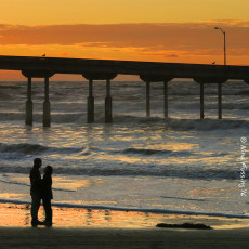 Friends & Sunsets – San Diego, CA